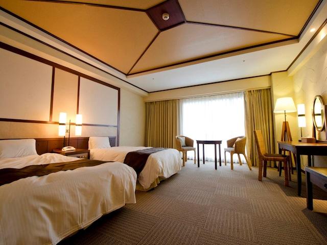 ロイヤルホテル 沖縄残波岬 スーペリアルーム
