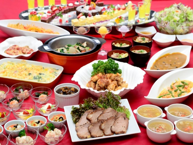 ロイヤルホテル 沖縄残波岬 バイキングレストラン「コローネ」 ※イメージ