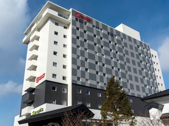 ラ・ジェント・ステイ函館駅前 外観