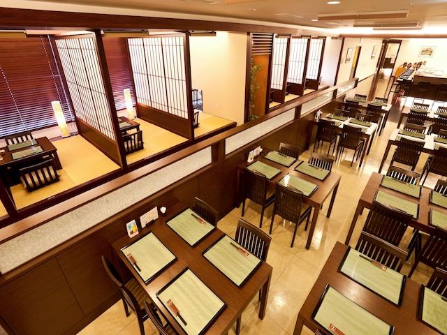 ロイヤルホテル 沖縄残波岬 日本料理・琉球料理「花織(はなうい)」