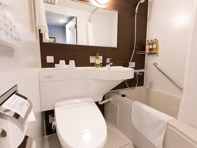 【池袋】ホテルウィングインターナショナル池袋 バスルーム