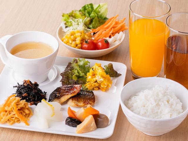 ホテルウィングインターナショナル池袋 朝食イメージ(和食)
