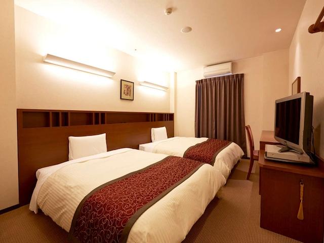 ベッセルホテル福岡貝塚 2ベッドルーム