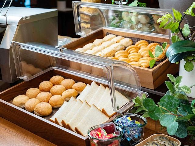 ベッセルホテル福岡貝塚 朝食
