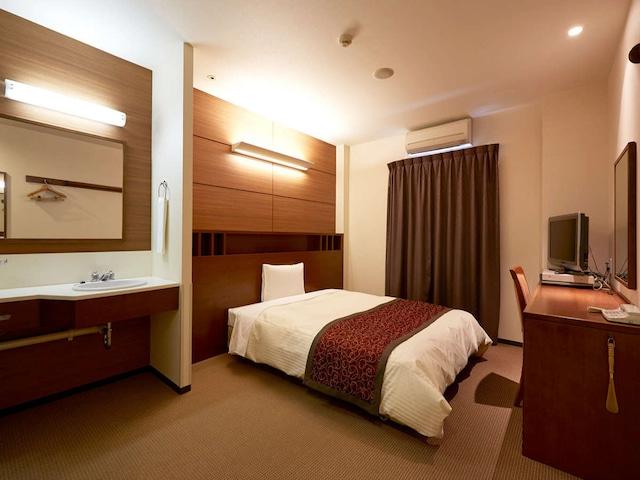 ベッセルホテル福岡貝塚 広々1ベッド 21㎡