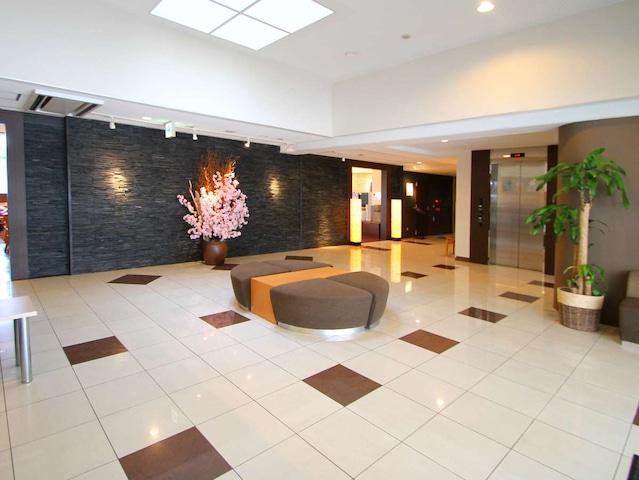 ベッセルホテル福岡貝塚 ロビー