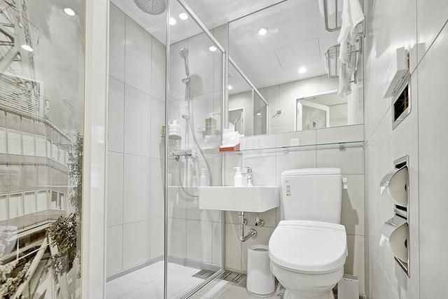 レッドプラネット札幌 すすきの南 バス・トイレ