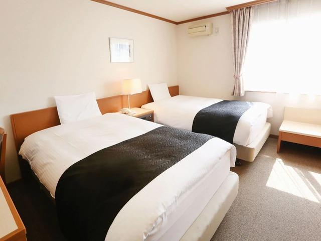アパホテル札幌すすきの駅西 2名1室