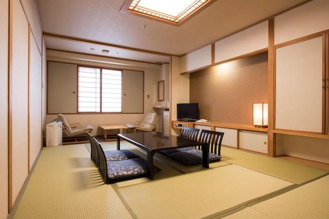 ルスツリゾート ノース&サウスウィング 和室一例