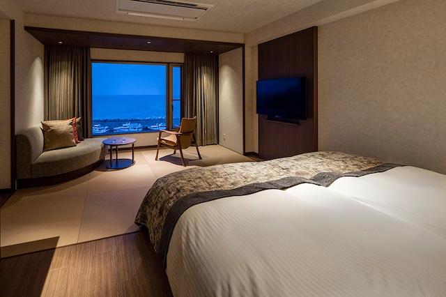 北こぶし  知床  ホテル&リゾート シービューツインルーム