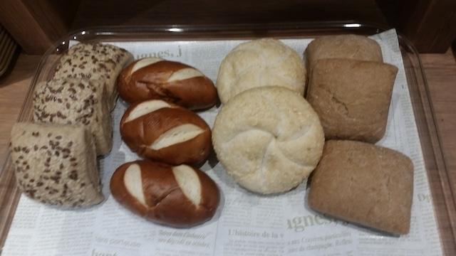 ホテルルートイングランド旭川駅前 朝食一例