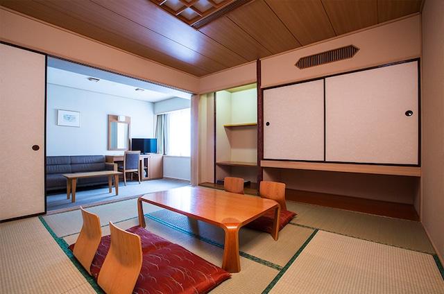 ホテルサンルートニュー札幌 和室  37.5㎡