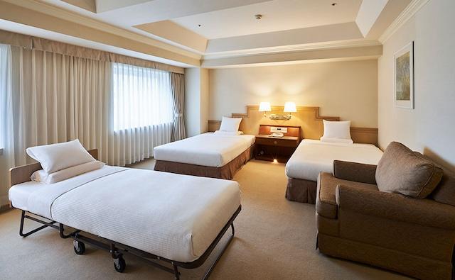 ホテルマイステイズプレミア札幌パーク デラックス 4ベッド