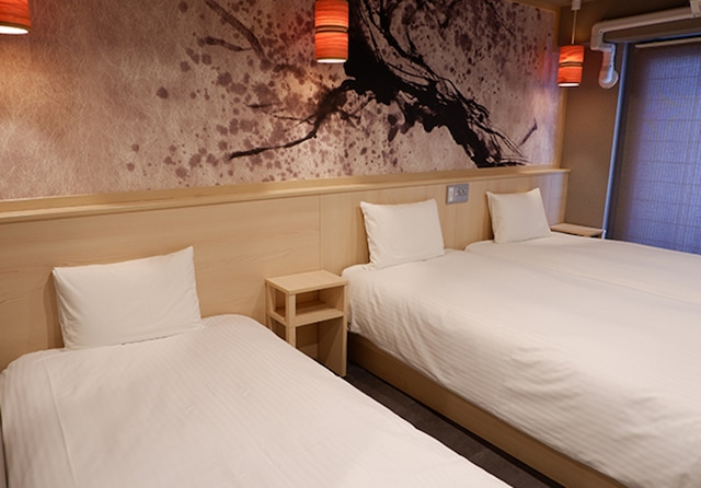 SAKURA SKY HOTEL(桜スカイホテル) トリプルルーム