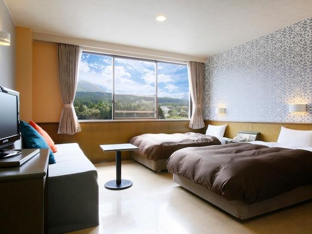 阿蘇の司ビラパークホテル&スパリゾート ボアール 洋室 25㎡