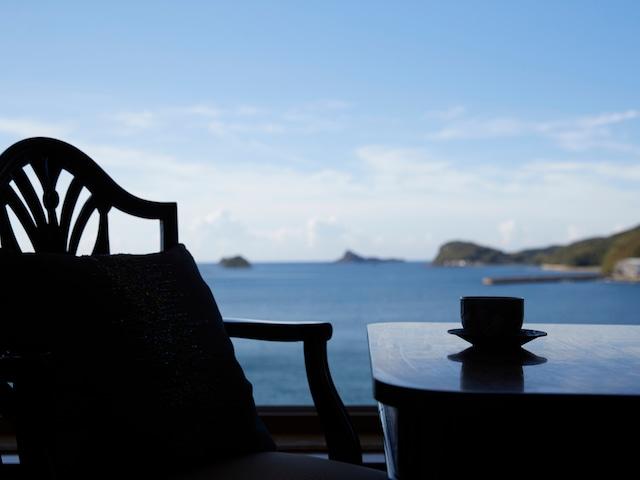 壱岐リトリート 海里村上 お部屋からの眺望
