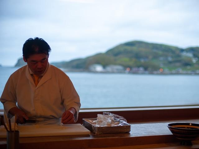壱岐リトリート 海里村上 和食レストラン「玄」