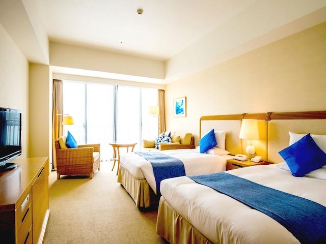 サザンビーチホテル&リゾート沖縄 デラックスハーバーグランデ
