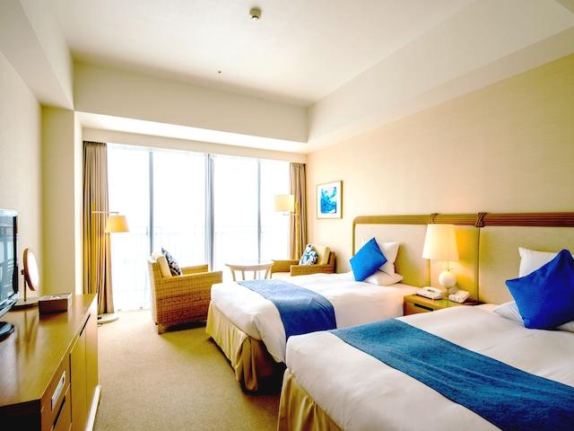 サザンビーチホテル&リゾート沖縄 デラックスハーバーレギュラー