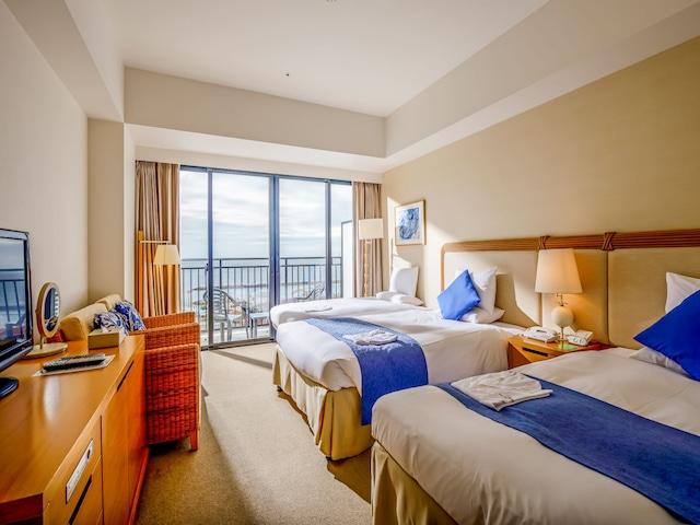 サザンビーチホテル&リゾート沖縄 デラックスオーシャンレギュラー