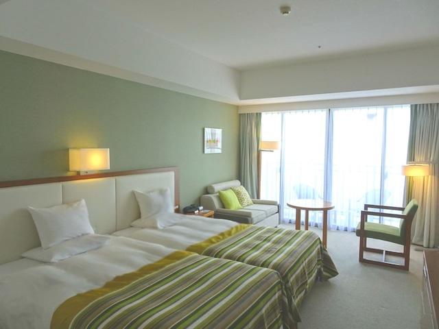 サザンビーチホテル&リゾート沖縄 デラックスハイフロアハーバーグランデ