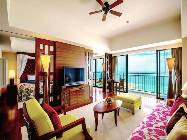 サザンビーチホテル&リゾート沖縄 ロイヤルオーシャンスイート