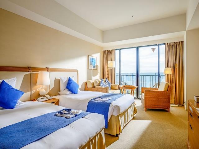 サザンビーチホテル&リゾート沖縄 スーペリアオーシャングランデ