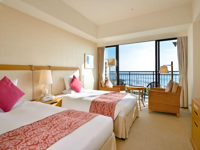 サザンビーチホテル&リゾート沖縄 スーペリアオーシャンレギュラー