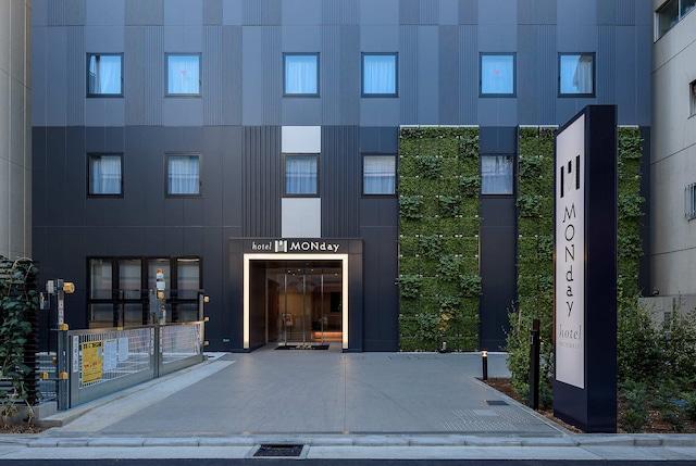 hotel MONday 東京西葛西 エントランス