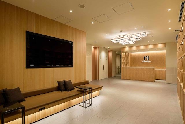 hotel MONday 東京西葛西 フロント・ロビー