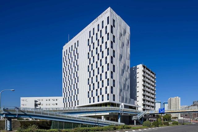 hotel MONday 豊洲 外観