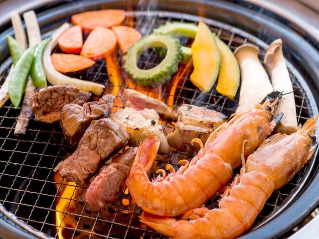 サザンビーチホテル&リゾート沖縄 ガーデンBBQ(季節限定)