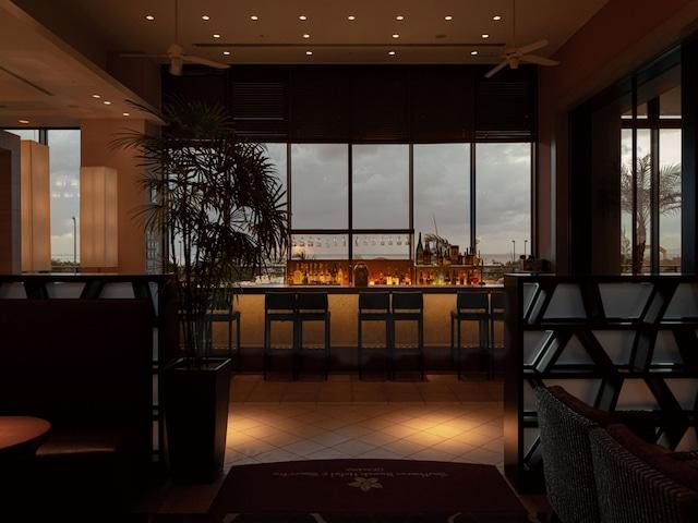 サザンビーチホテル&リゾート沖縄 REIR LOUNGE