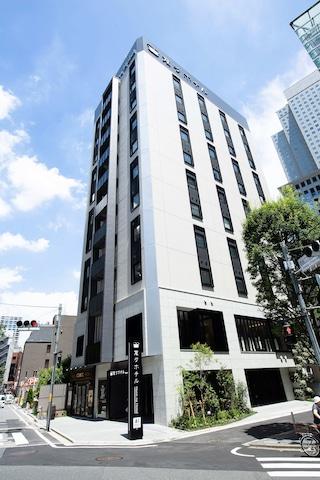 変なホテル東京 赤坂 外観