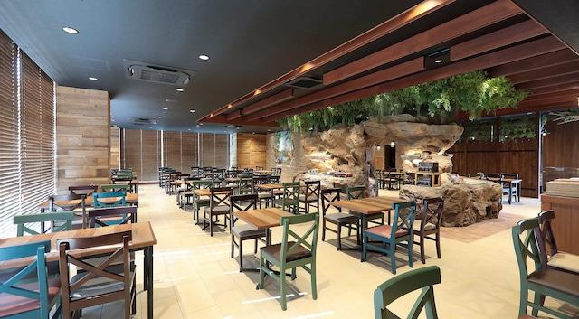 【舞浜】変なホテル舞浜 東京ベイ レストラン