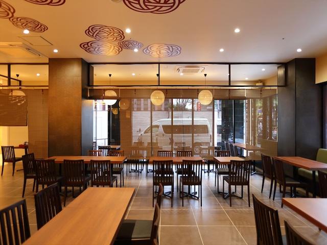 変なホテル金沢 香林坊 朝食会場