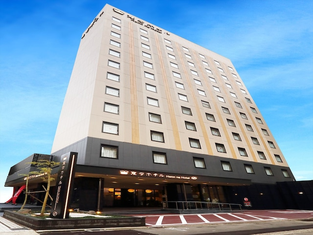 変なホテル金沢 香林坊 外観
