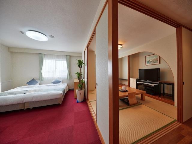 HOTEL OROX(ホテルオロックス) ファミリールーム(48㎡)