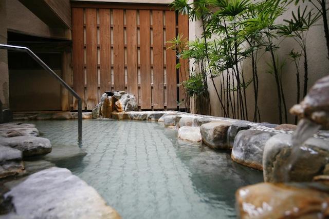 【紀州・白浜温泉】むさし 露天風呂