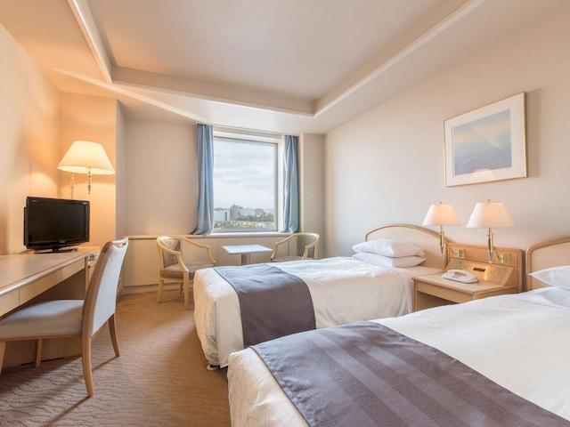 札幌パークホテル スタンダードツインルーム