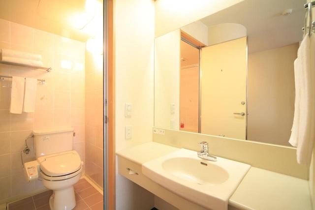 ベッセルホテル倉敷 バスルーム