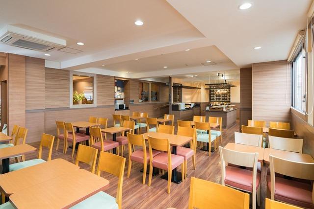 ベッセルホテル倉敷 朝食会場