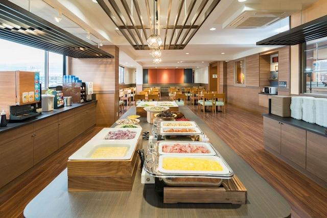 ベッセルホテル倉敷 朝食