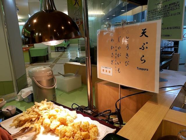 ホテル知床 お料理一例