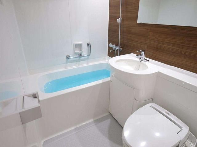ヴァリエホテル広島 バスルーム