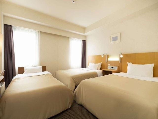 ヴァリエホテル広島 モデレートツイン 21㎡