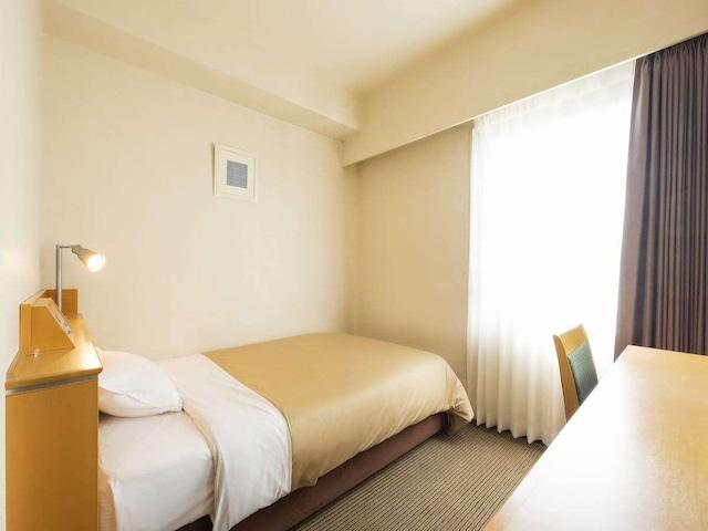 ヴァリエホテル広島 シングルルーム 13㎡