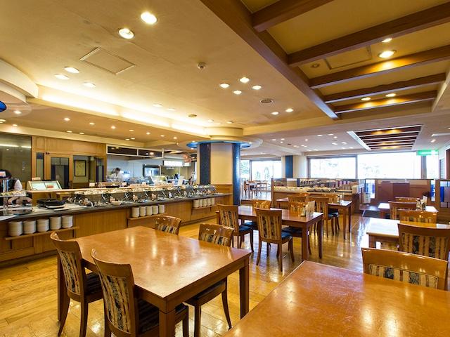 絶景の湯宿洞爺湖畔亭 バイキングレストラン