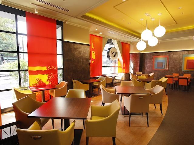【四谷・新宿】ホテルウィングインターナショナルプレミアム東京四谷 レストラン