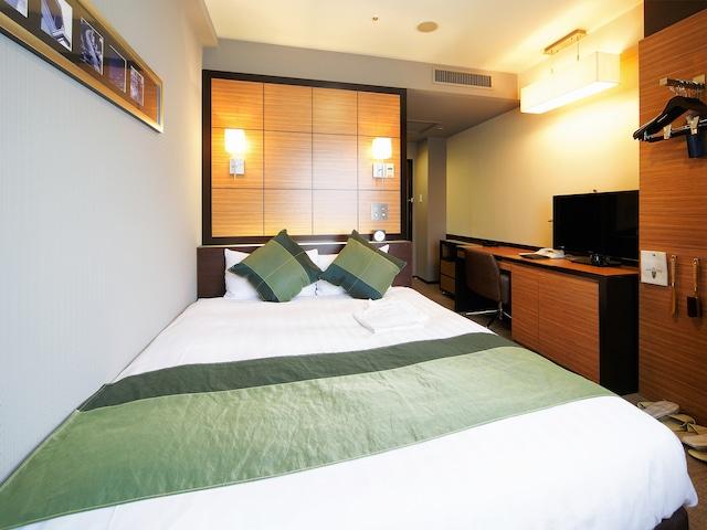 【四谷・新宿】ホテルウィングインターナショナルプレミアム東京四谷 スタンダードダブル